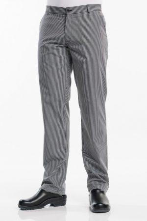 מכנס שף GRIGIO פסי תעתוע