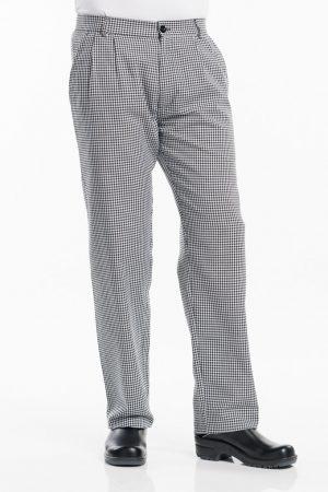 מכנס שף CLASSIC שחור פיפיטא