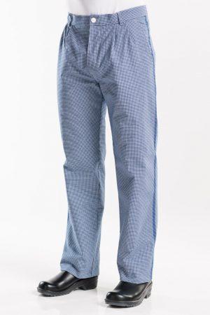 מכנס שף CLASSIC כחול פיפיטא