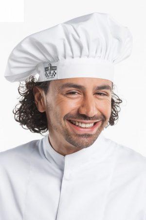 ZANDANA שף קלאסי לבן לבן