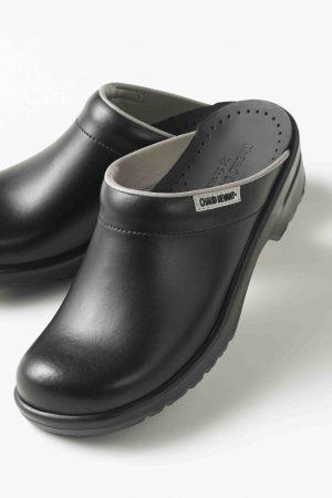 כףכף עבודה CLOGS מיוחדות לשפים ולעבודה מרובה על הרגליים