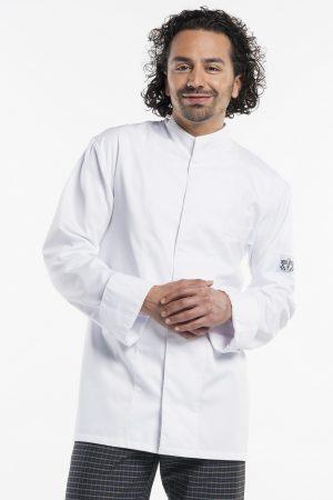ג'קט מנהלי מטבח לבן מסדרת  EXECUTIVE